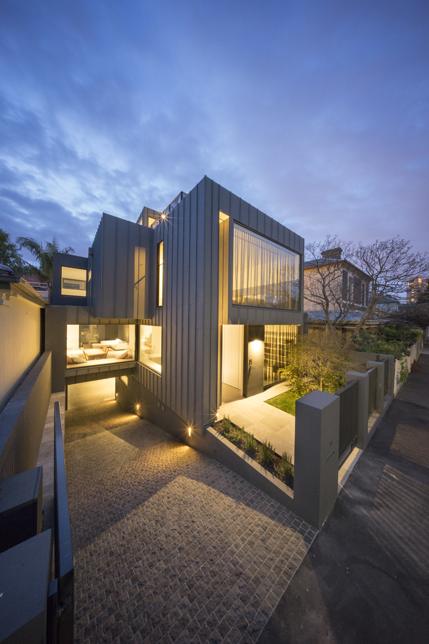 4 Bedroom Architect Designed In Anderson Street South Melbourne